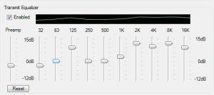 PSDR 10 Band EQ