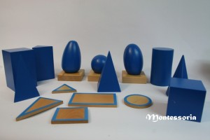 189 - Solides de géométrie