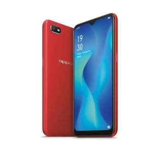 "Oppo A1k 6.088"" ColorOS 6.0 2GB RAM, 32GB ROM 8MP + 5MP Camera 4000mAh Battery - Red"