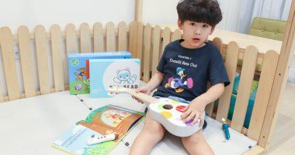 【KidsRead點讀筆x茜茜 孩子的早教音感美學 音樂素養系列】