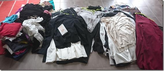 Déballage des vêtements_Ababricabrac