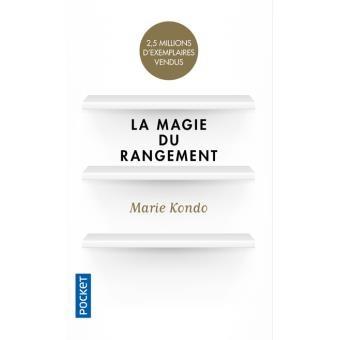 Méthode KonMari dans le livre La-magie-du-rangement