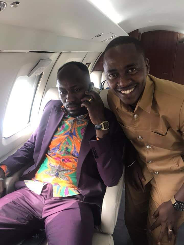 Apostle Johnson Suleman Owns A Private Jet