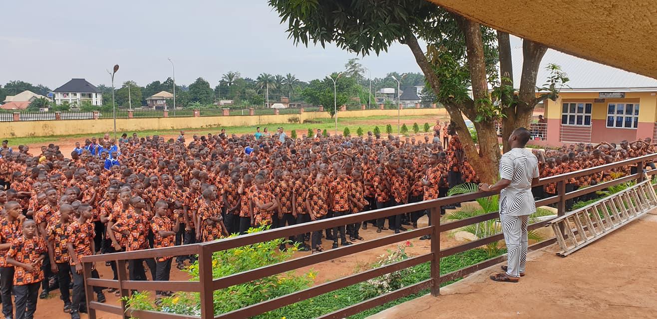 Bubendorff Memorial Grammar School, Adazi-Nnukwu in Anambra State