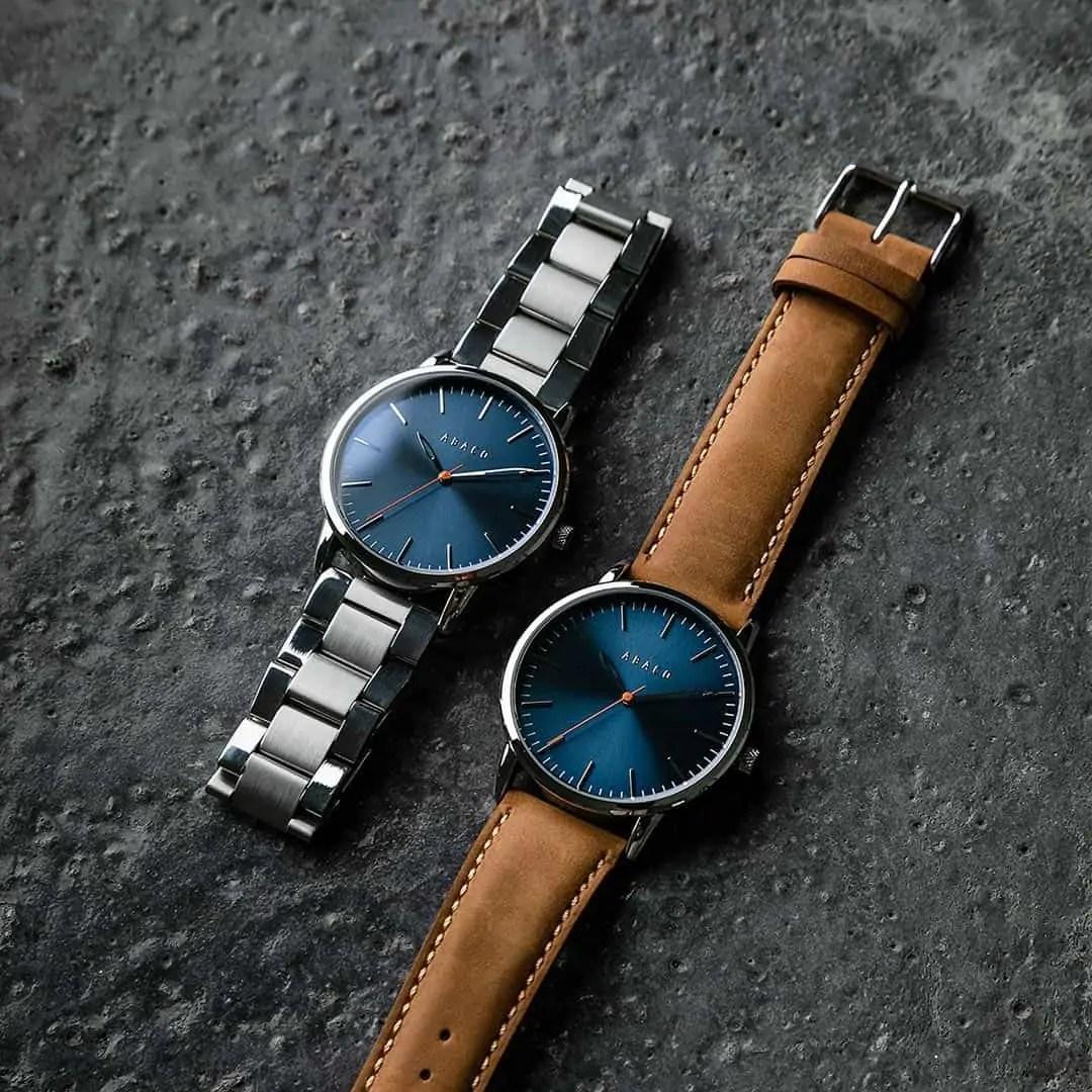 Reloj Thomson Acero