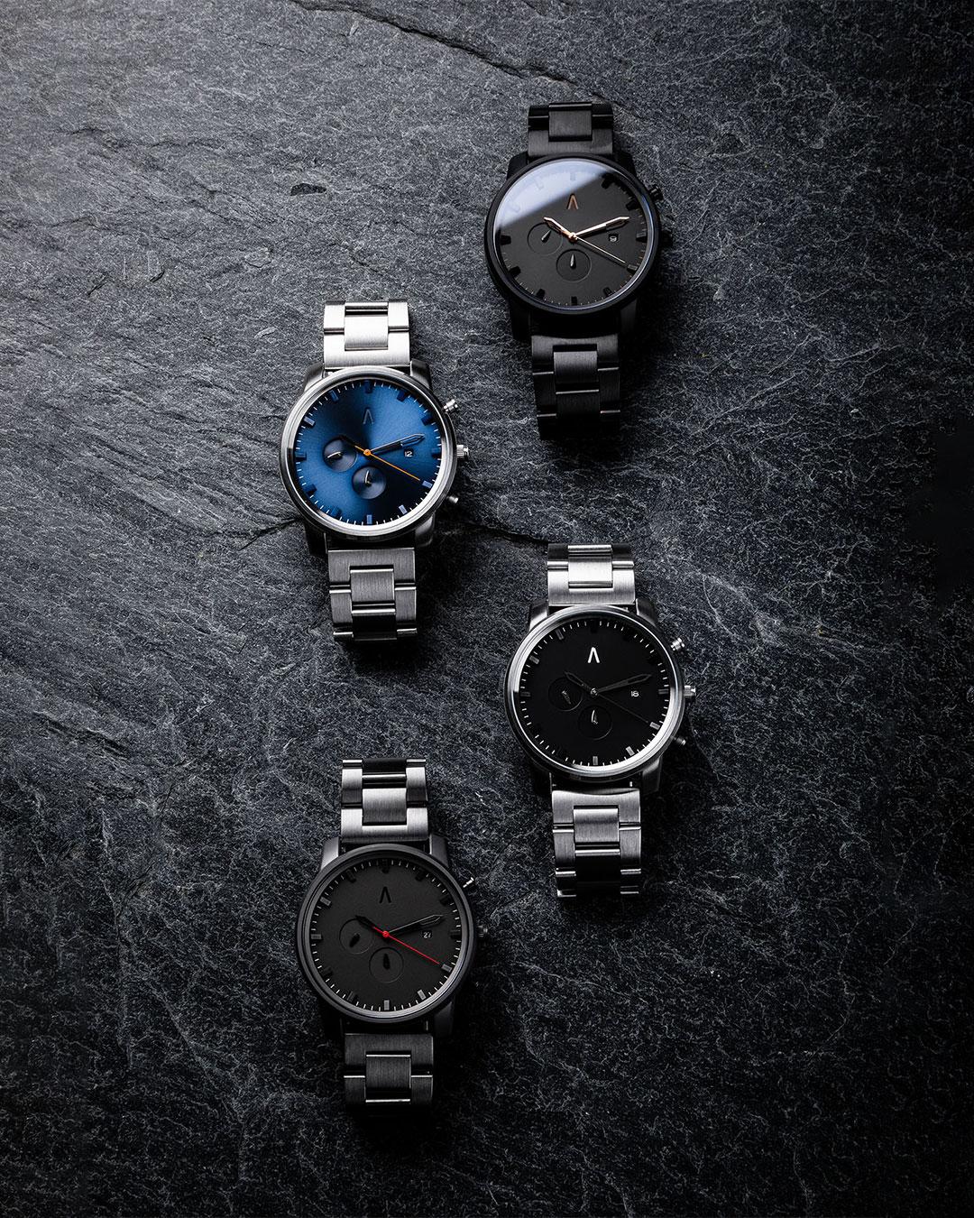 relojes para hombre y mujer