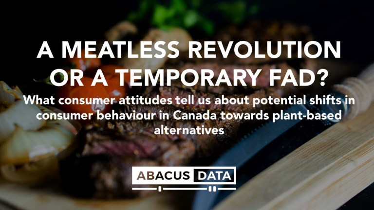 A meatless revolution or a temporary fad?