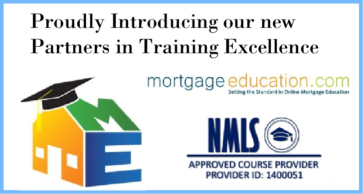 Mortgage broker training