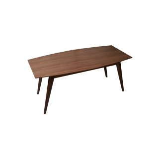 Expand Rectangular Wood Extendable Table