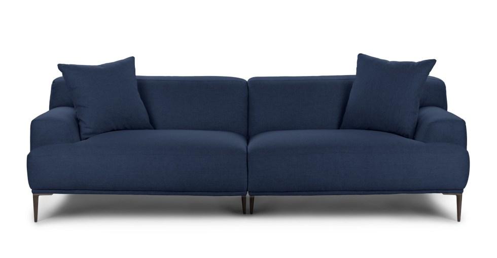 article Abisko Aurora Blue Sofa
