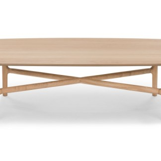 article Brezza Light Oak Rectangular Coffee Table