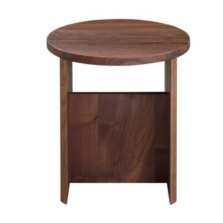 sundays Field Stool walnut