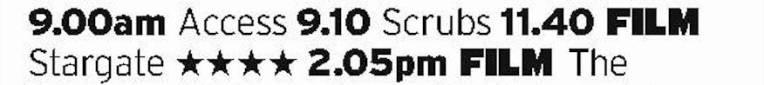 1140 - 5star - Fancy a bit of Kurt Russell versus Egyptian alien dudes? Here you go