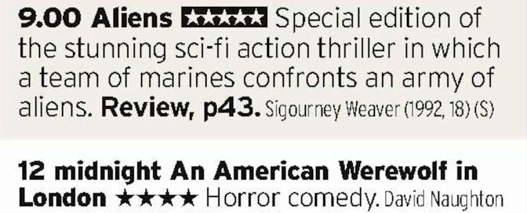 2100 - Film4 - Great double bill with two of the best films of the decade