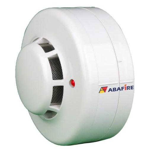 Detector de Fumaça Pontual Convencional com saída relé NA (Conventional Smoke Detector) código AFDF Imagem 05