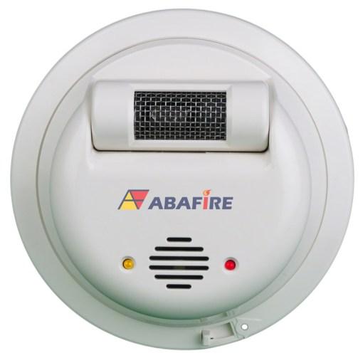 Detector de Chama Pontual Ultravioleta (UV Flame Detector) Tipo Convencional e Autônomo com Sirene Interna e Saída Relé NA/NF. código FS2000 - Imagem 04
