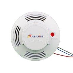 Detector pontual de fumaça autônomo com saída relé NA/NF (Stand alone smoke detector with relay NO/NC) código AFDFAR - Imagem 07