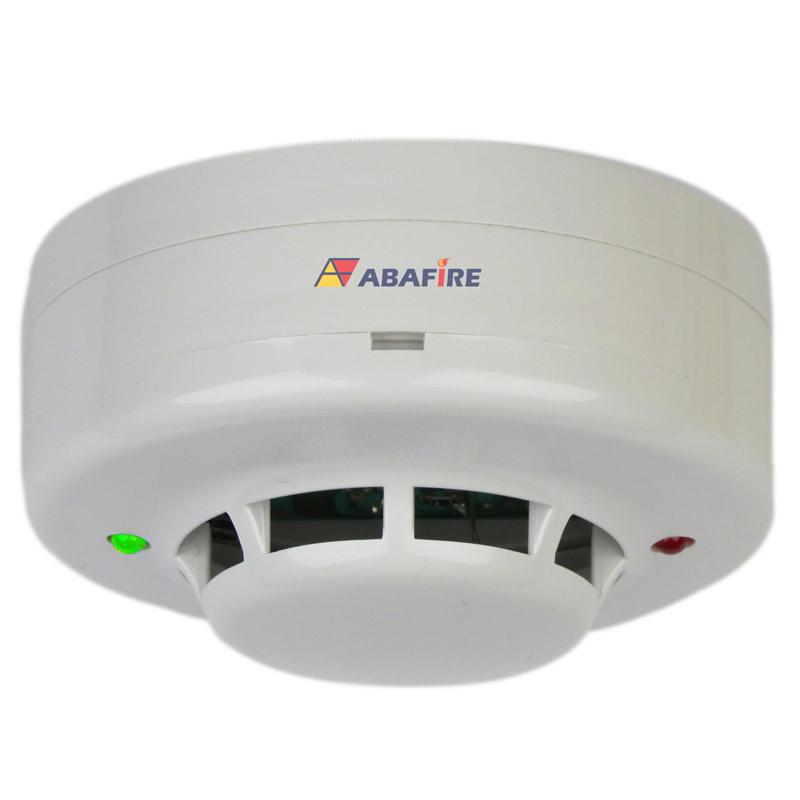Detector Pontual de Temperatura e Termovelocimétrico Convencional com relé NA (Fixed and Heat of Rise Conventional Detector With Relay NO) código AFDTV - Imagem 06