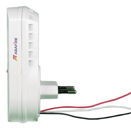 Detector Pontual de Vazamento de Gás de Cozinha - Gás GLP (Gás Liquefeito de Petróleo) ou Gás GN (Gás Natural) com Saída Relé NA/NF código AFDG2 - Imagem 02