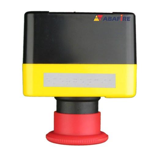Acionador Manual e Botoeira de Emergência Para Sanitário de Portadores de Necessidades Especiais (PNE) código AFAMPNE - Imagem 07