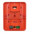 Sirene Audiovisual de Alarme de Incêndio Tensão de 24V com Flashes de Xenon e Alerta Sonoro com 03 Tipos de Toques código AFSX – Imagem 04