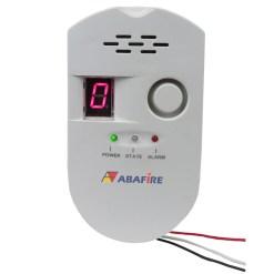 Detector pontual de vazamento de gás GLP e Gás Natural com módulo endereçável e saída relé NA/NF, código AFDG2E - Imagem 03