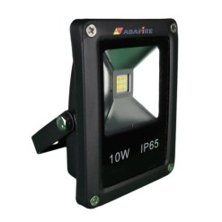 Refletor Projetor de LED com 24 Volts, 10 Watts e 1000 Lumens, Tipo Farol, código AFPROJLED24, Para Centrais de Iluminação de Emergência. Imagem 02