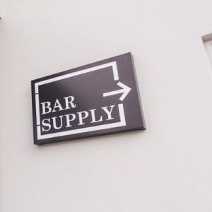 bar supply