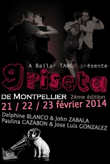 GRISETA de Montpellier 21.22.23 fev2014