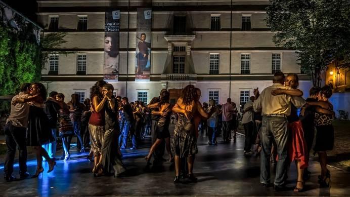 Photo 3-LA MILONGA DU MUSEE 2015-Pierre DOUSSOT