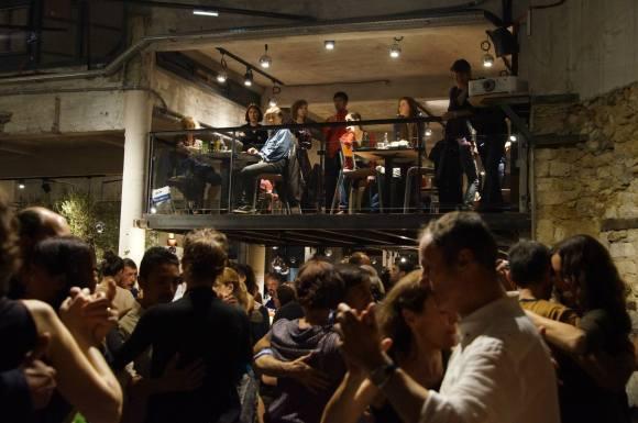 Photo 1 Milonga du Gazette CAFÉ