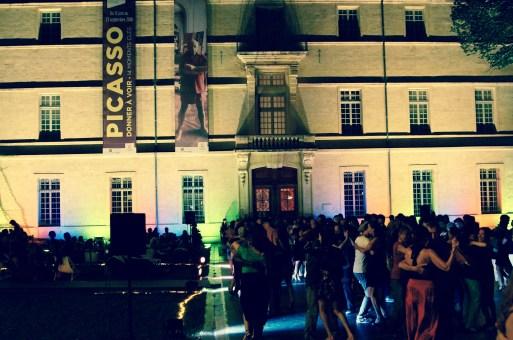 La Milonga du Musée Montpellier A BAILAR TANGO