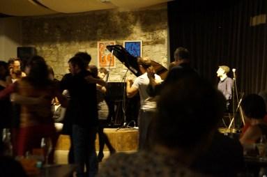 La Milonga du Gazette Café 2018-2019 Montpellier
