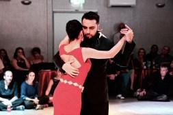 Les Intanguptibles #6 6/7/8 dec 2019 Clarisa & Jonathan