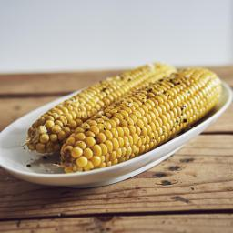 Mazorcas de maíz extracrujientes y extrasabrosas a 85ºC