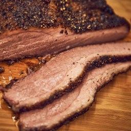 Brisket de Black Angus sous vide, el Santo Grial de las carnes made in USA