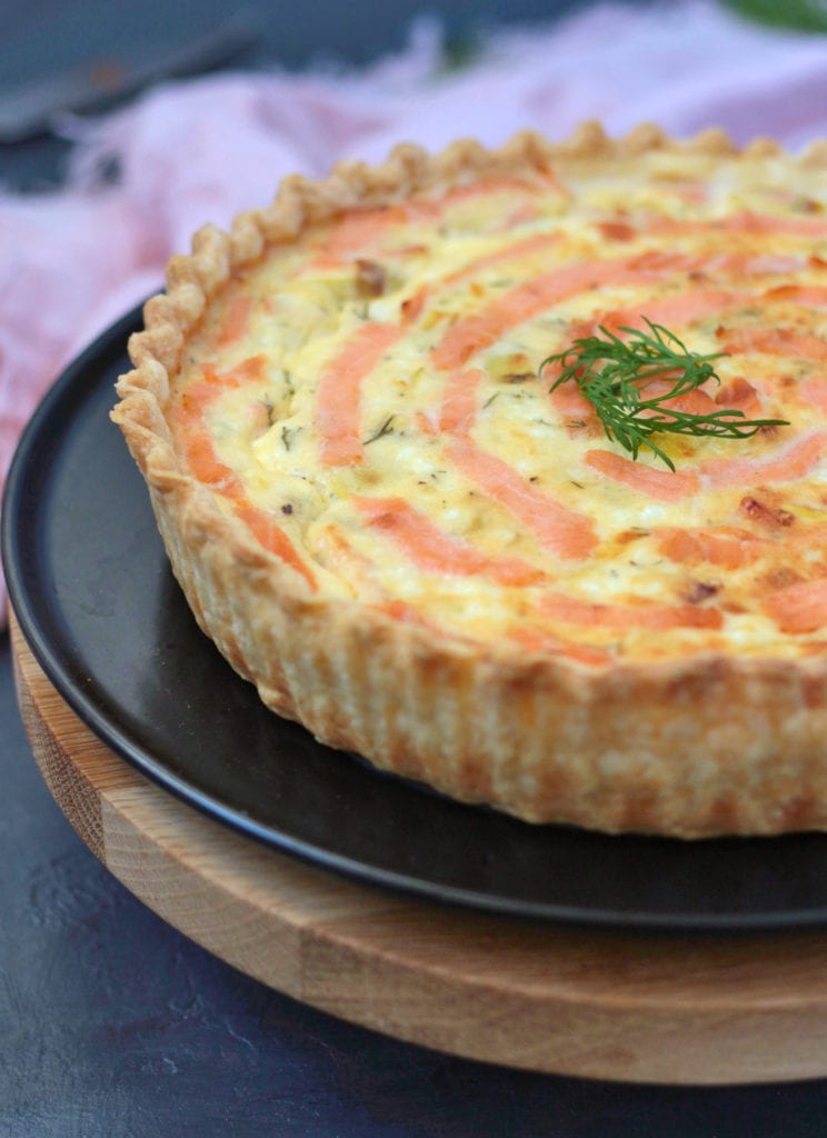Side of the Quiche