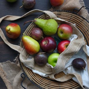 Fresh Apples for baking