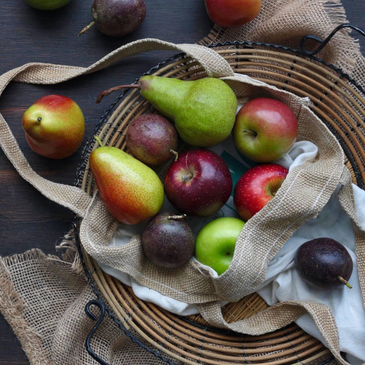 Fresh Apples for baking