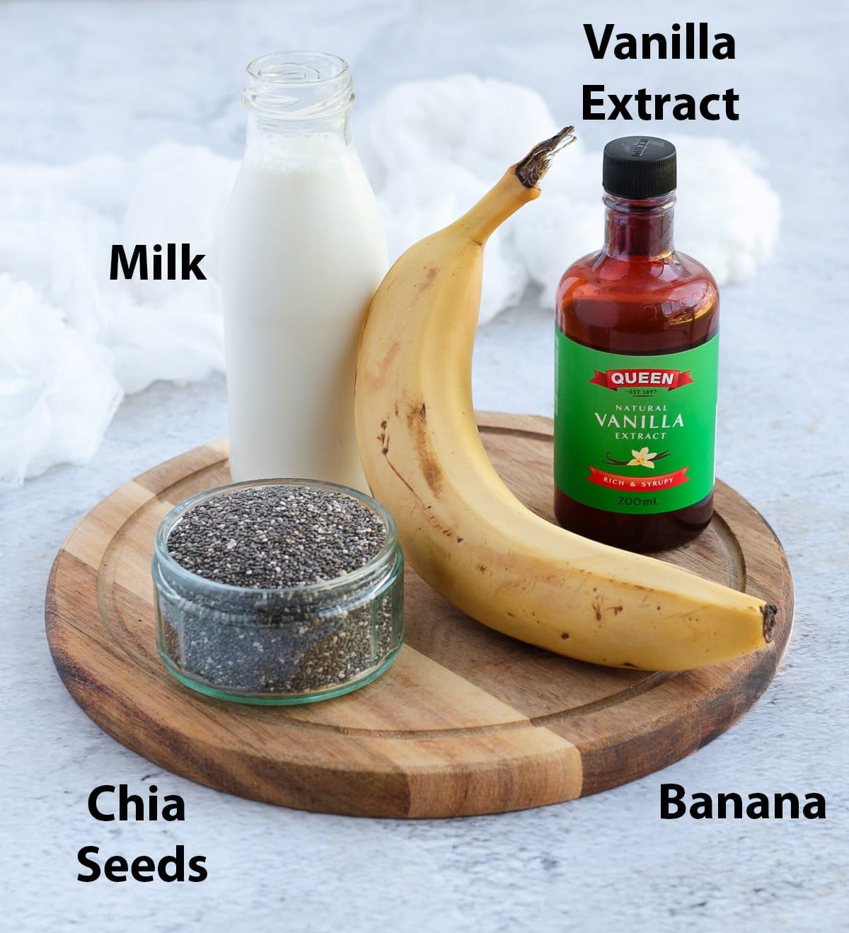 Ingredients Shot