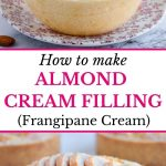 How to make Almond Cream Filling