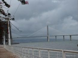 Promenade, cable cars (1)