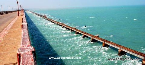 The Pamban Bridge, Rameswaram, India (5)