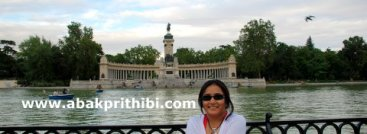 The Buen Retiro Park, Madrid, Spain (3)