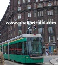 Trams in Helsinki, Finland (3)