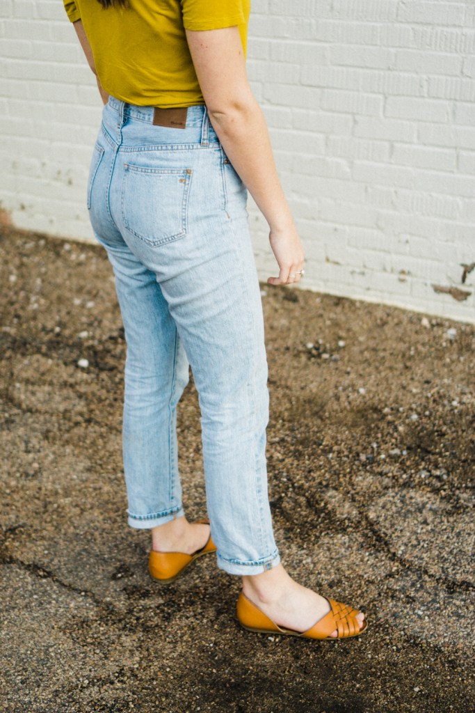 Madewell Vintage Perfect Jeans