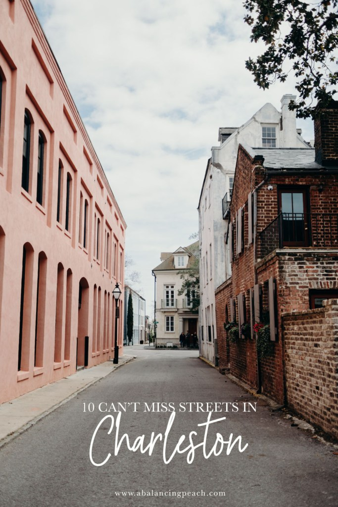 Charleston South Carolina Travel Guide