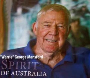 Warrie George Mansford