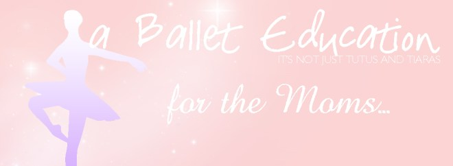 ballet moms thank you