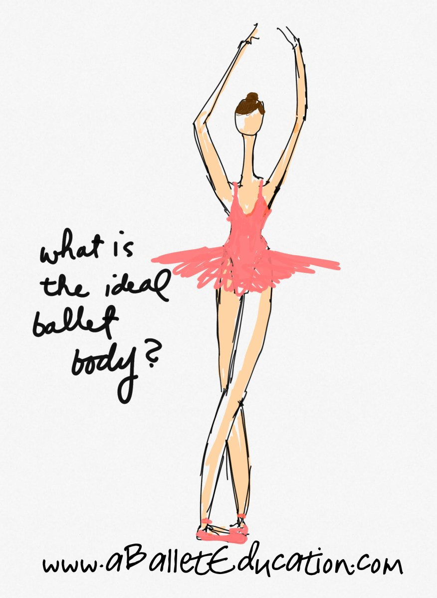 What is the Ideal Ballet Body?